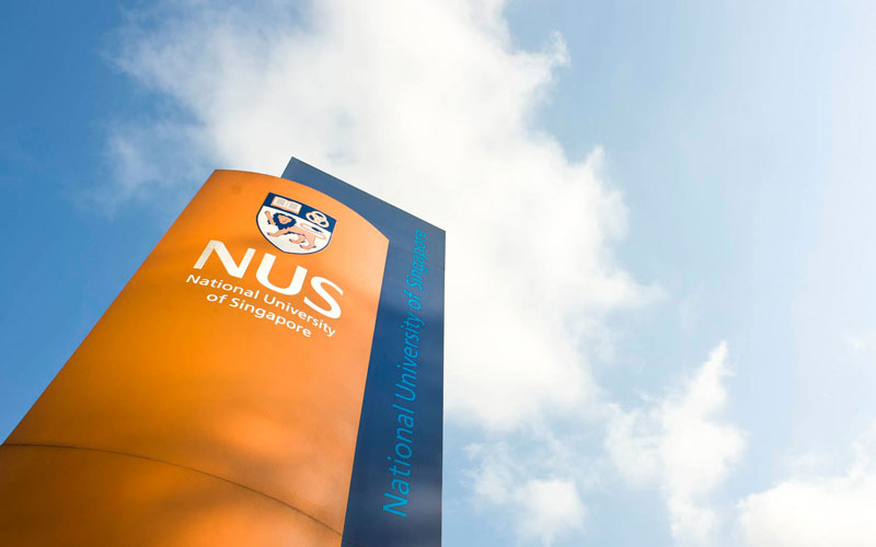 Professor Yiming Rong paid a visit to NUS and NTU in Singapore