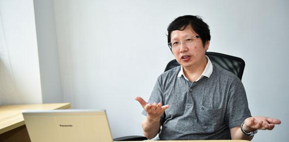 归国育桃李,情驻南科大 ——专访机械系讲席教授吴勇波