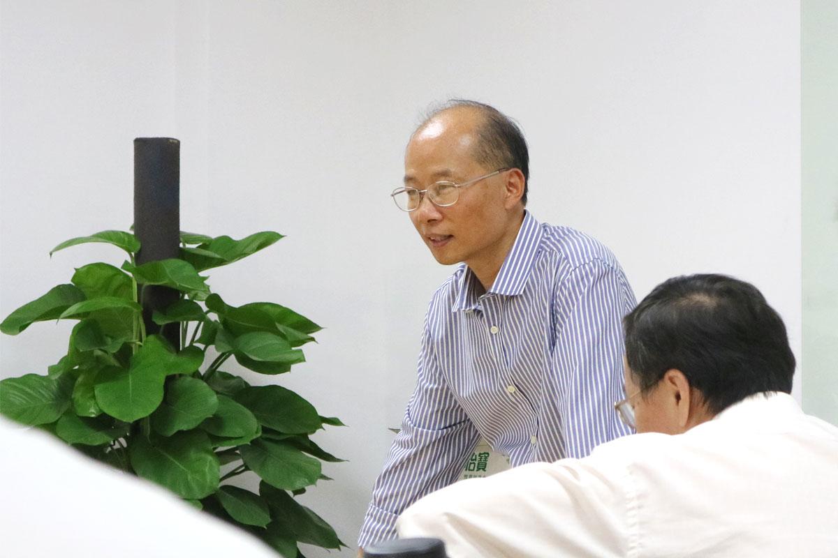 制造业4.0时代的机遇和挑战  ——澳大利亚工程院院士章亮炽教授讲座