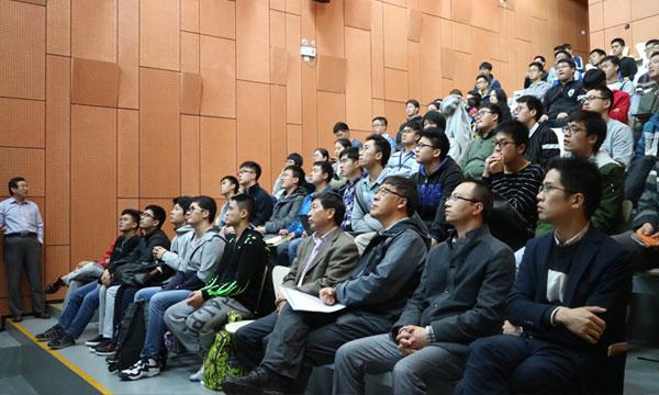 机械与能源工程系机械系专业选课咨询会、暑期实践机会宣讲会顺利举行