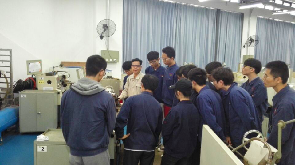 Manufacture Extracurricular Activity -- Shenzhen University Metalworking Practice