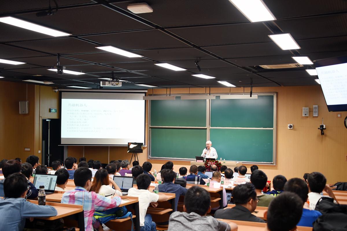 机械工程专业发展研讨会暨增材制造与机器人高峰论坛在我校召开并圆满结束