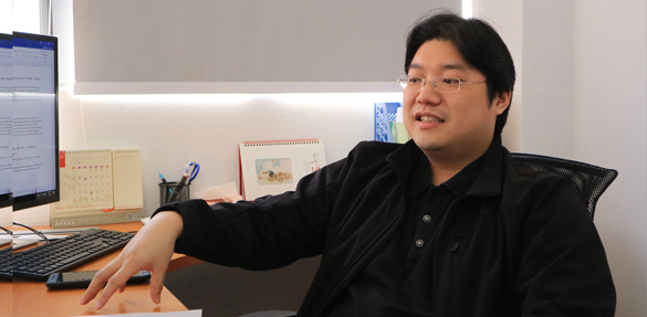 Dream Big, but Start Small ——an Interview of MEE Assistant Professor U Kei Cheang