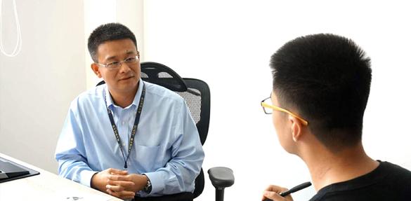 兴趣是最好的老师——南科大机械系付成龙老师专访