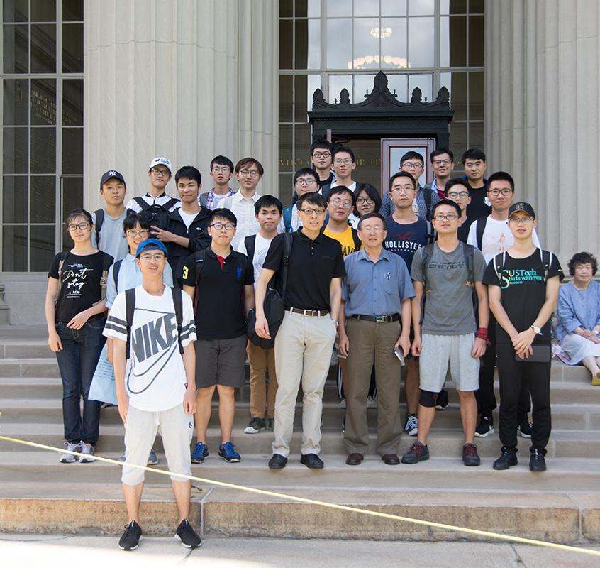 机械系2018年暑期实习、实践特辑