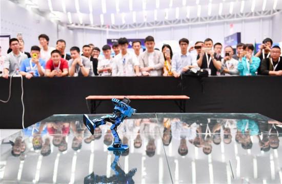 南科大机械系学子在2018中国机器人及人工智能大赛获佳绩
