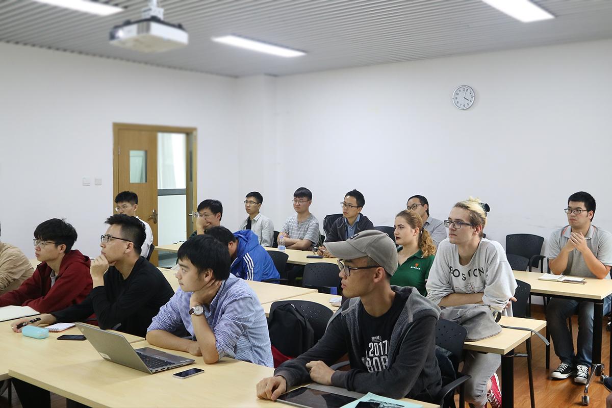 机械系【MEE Teachers Club】系列讲座精彩回顾!