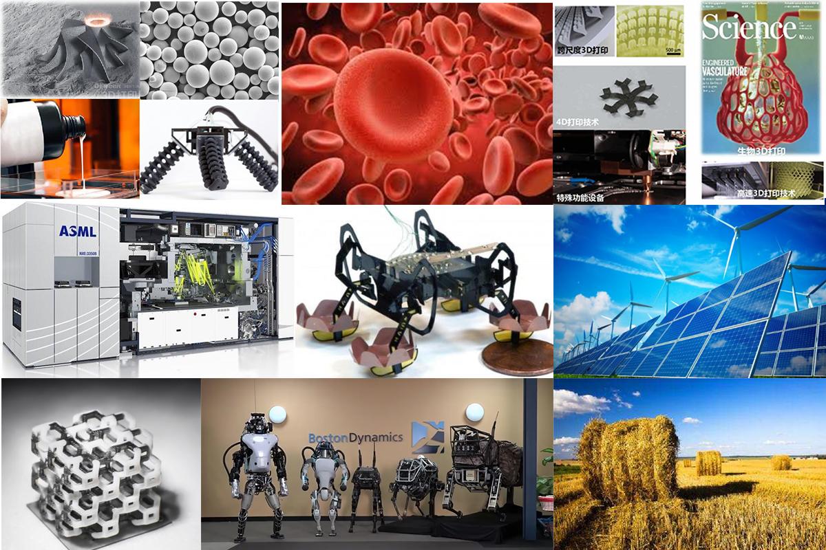 """""""械""""你启程,探机械!----机械系各方向到底是做什么科学研究的?"""